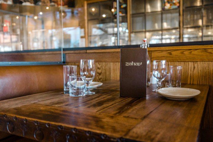 Restaurante Zahav en Philadelphia. Foto Penn Jersey Paper.