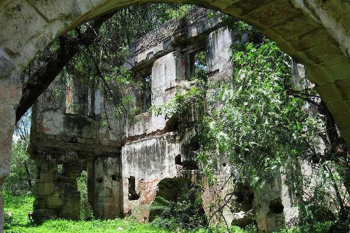 Ruinas la Ferrería