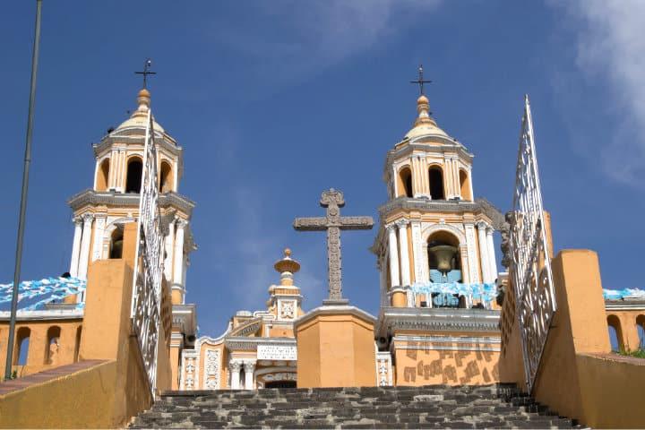 Santuario de la Virgen de los Remedios. Foto: Javier Castañón