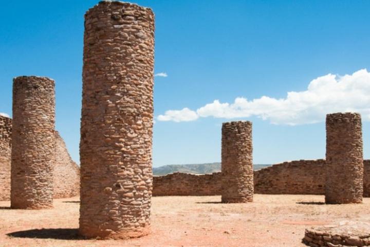 Sitio arqueológico La Quemada. Foto_ Mas México