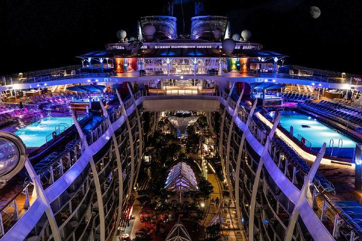 Symphony of the seas. Foto_ Royal Caribbean