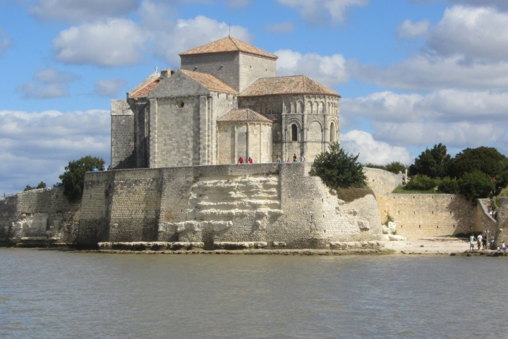 Talmont-sur-Gironde. Foto_ royan atlantique