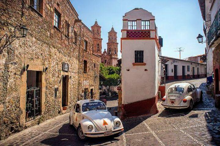 Taxco es conocido por vender plata. Foto Flickr.