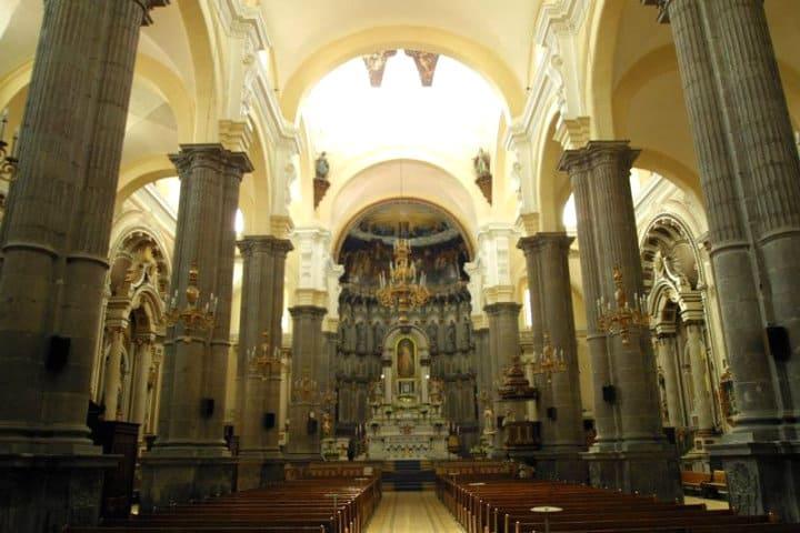 Templo de la Compañía. Foto: Amo mi Puebla