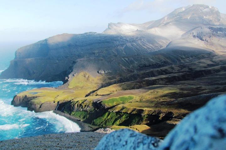 Tierras y mares australes. Foto_ Patrimonio de la humanidad.