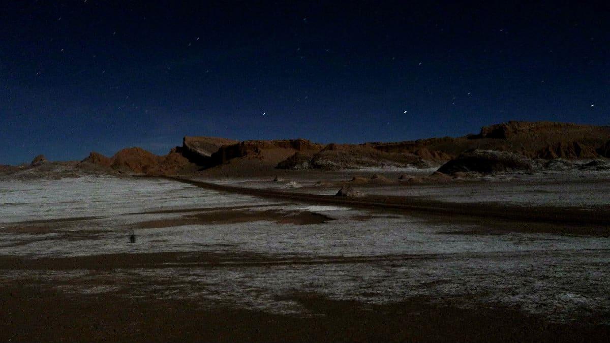 Valle de la Luna. Foto Jorge Barahona