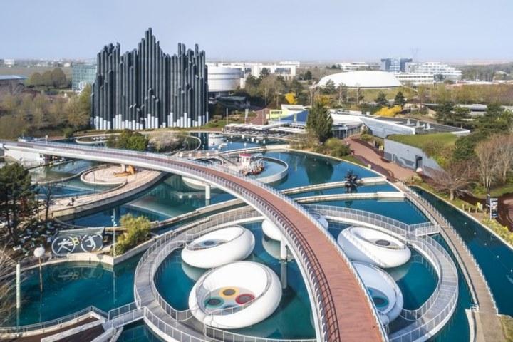Visita el Parque Futuroscope. Foto_ Floomature