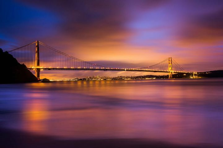 WallpaperBetter Foto: lugares para caminar en San Francisco