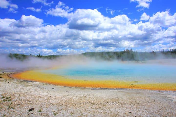 Yellowstone. Foto: MissMushroom