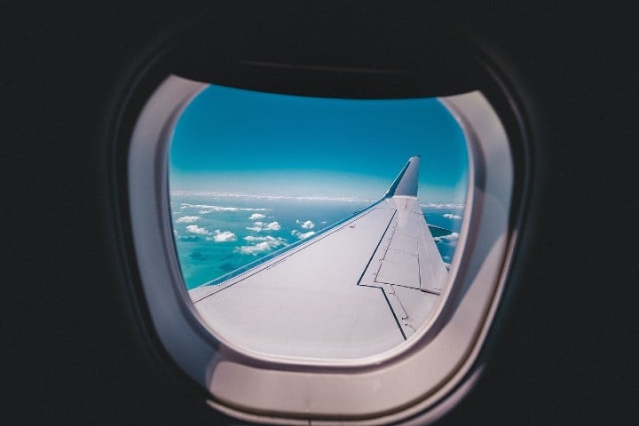 Para cuando viajes en avión. Foto: Archivo