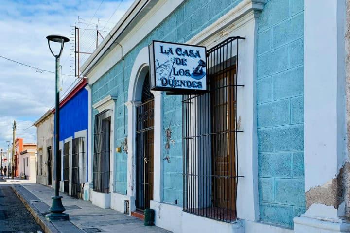 Casa de los duendes en Sonora Foto: Archivo