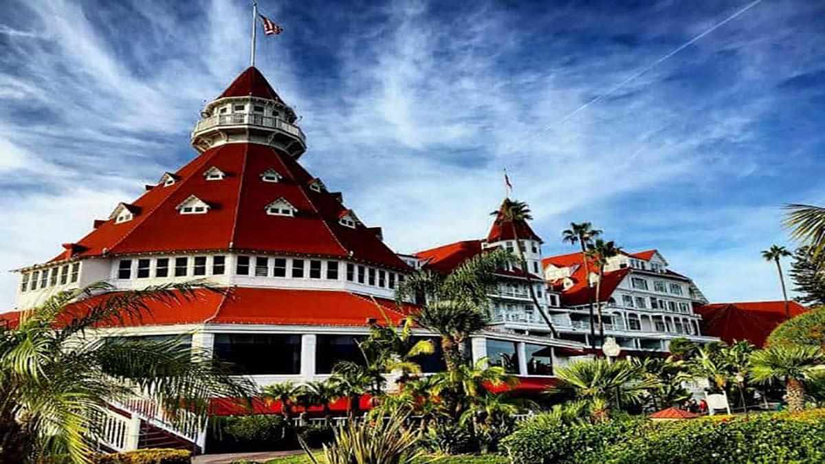 Hotel del Coronado CA. Foto HdC