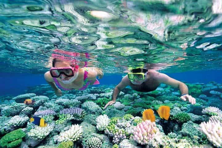 Isla de la Pasión en Quintana Roo. Foto Pa donde vamos