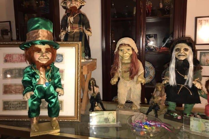 Casa de los duendes en Sonora Foto: Casa de los Duendes Hermosillo