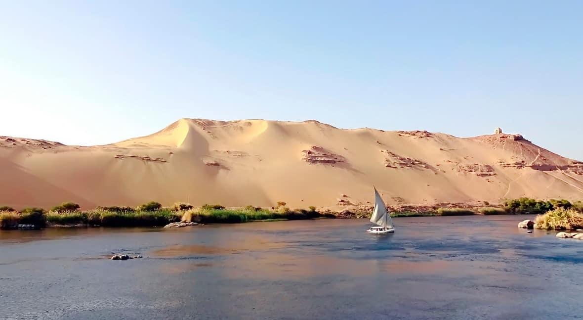 Río Nilo en Egipto. Foto: iAgua