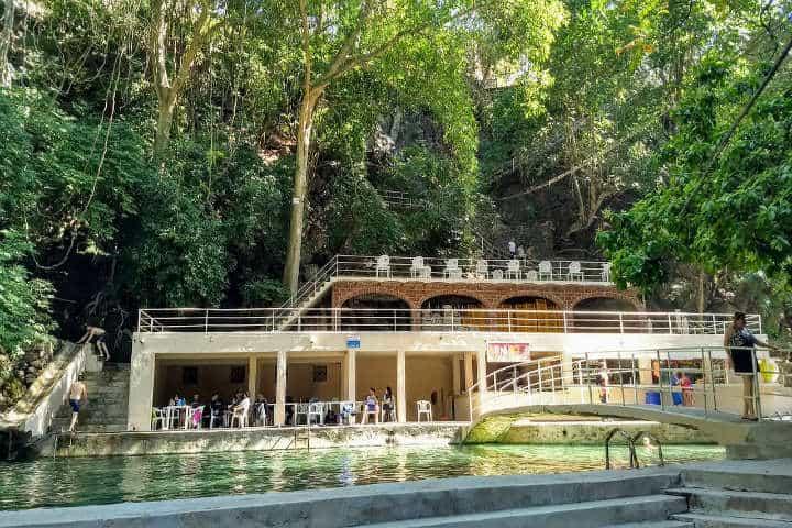 balneario El Manto Nayarit. Foto Trip advisor