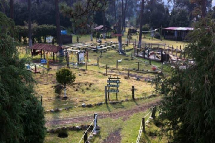 qué hacer en Parque Ejidal San Nicolás Tololapan. Foto CDMX travel