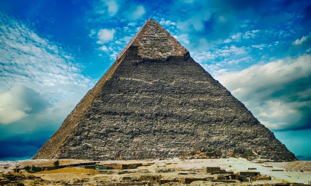 Pirámides egipcias más antiguas Foto. Pixabay