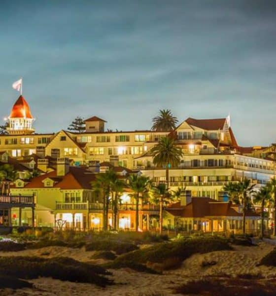 Hotel del Coronado CA Foto HdC 16
