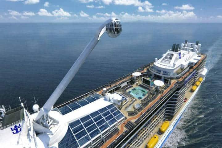 cruceros e innovaciones