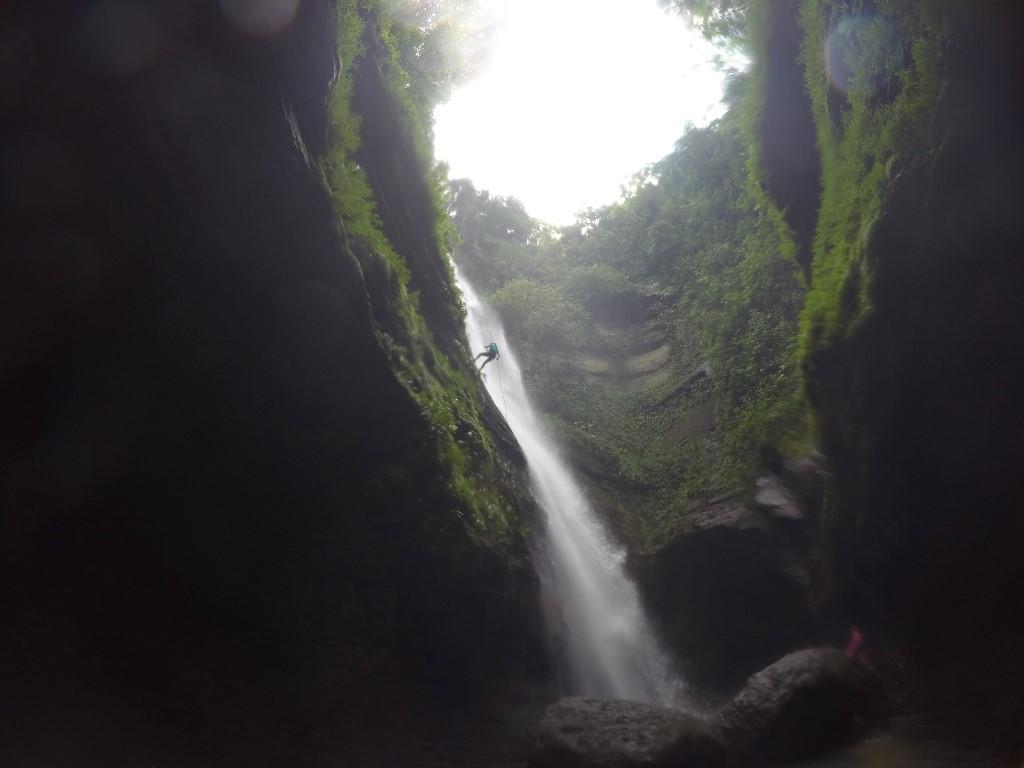 Cascada Velo de Novia. Foto: r/Mexico