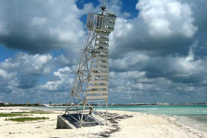 Punta Maroma, una de las mejores playas del mundo Foto Michela