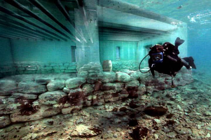 Ciudades bajo el agua que puedes explorar Foto Nautical news