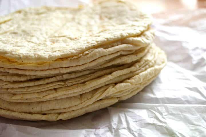 Alimentos Mexicas Tortillas Foto David Boté Estrada