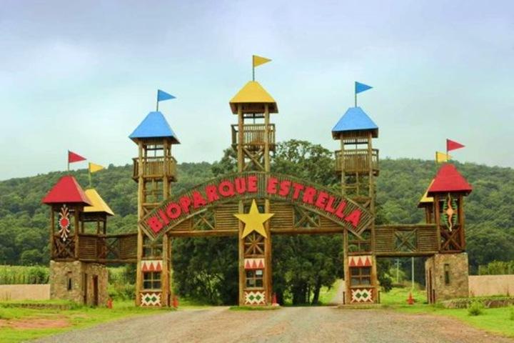Bioparque estrella el safari más grande. Foto Donde ir.