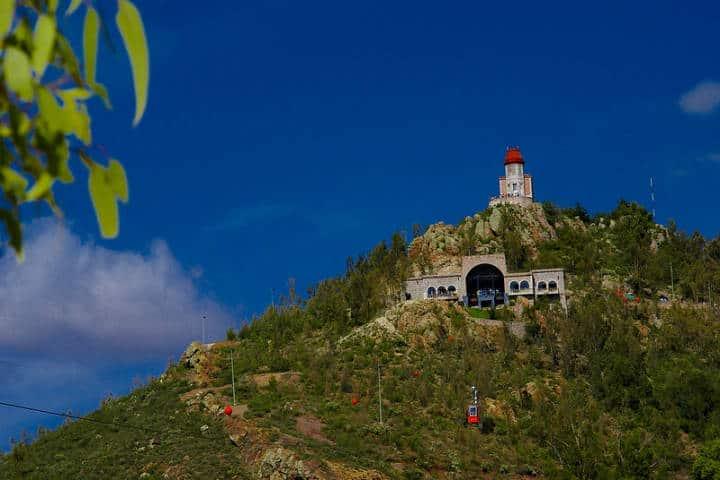 Cerro de la Bufa. Foto Carlows