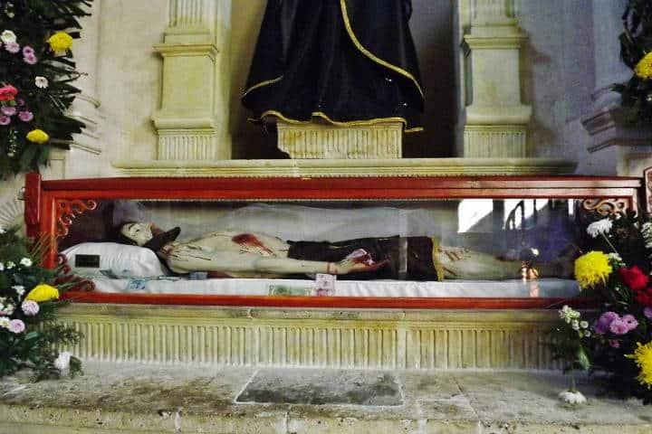 Cristo. Foto Catedrales e Iglesias