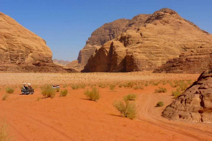 Desierto de Négev en Israel Foto PXhere 1