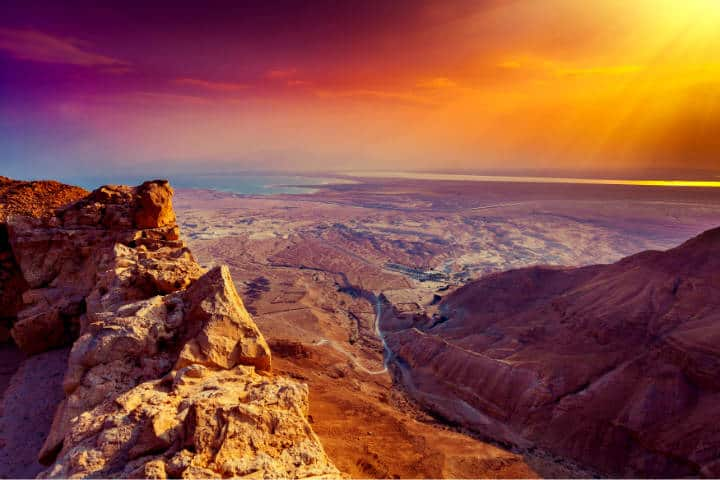 Desierto de Négev en Israel Foto Visit Negev 1