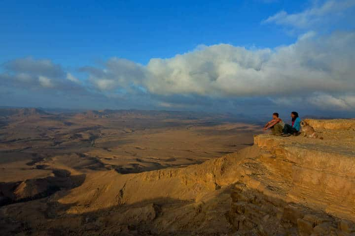 Desierto de Négev en Israel Foto Visit Negev Daphna Tal