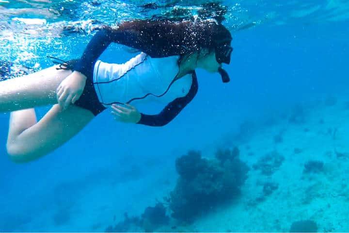 Dolphin Reef, una aventura con delfines Foto Hobie Caldwell