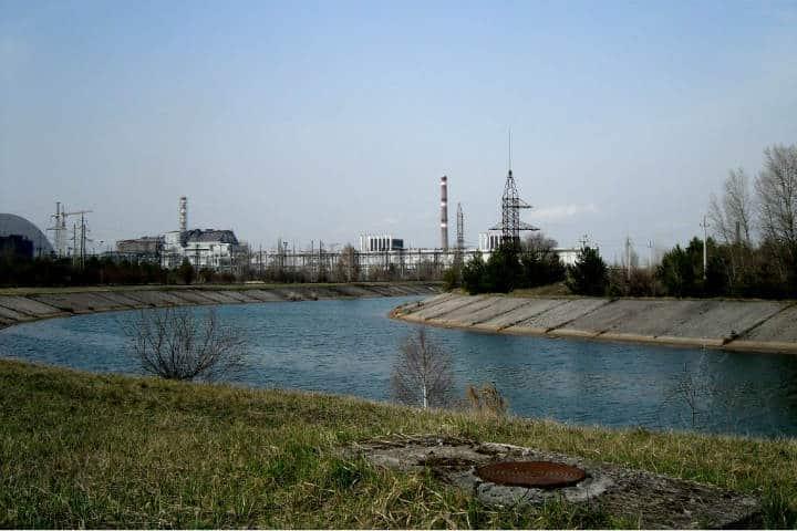 Energía limpia desde Chernóbil Foto Engyles