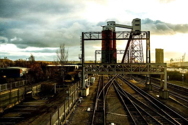 Energía limpia desde Chernóbil Foto Stuart Allen