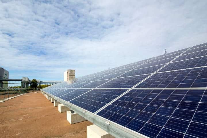 Energía limpia desde Chernóbil Foto Xataka