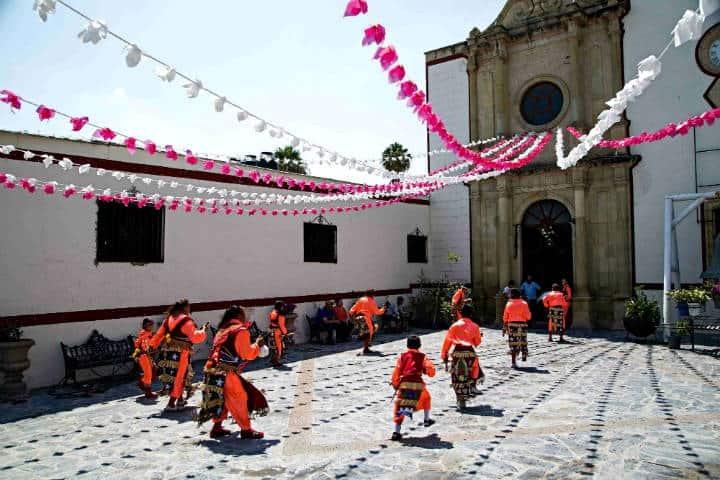 Fiestas y ferias de Real de Asientos Foto Pueblos Mágicos