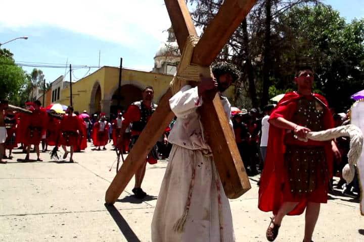 Fiestas y ferias de Real de Asientos Foto Viva Aguascalientes