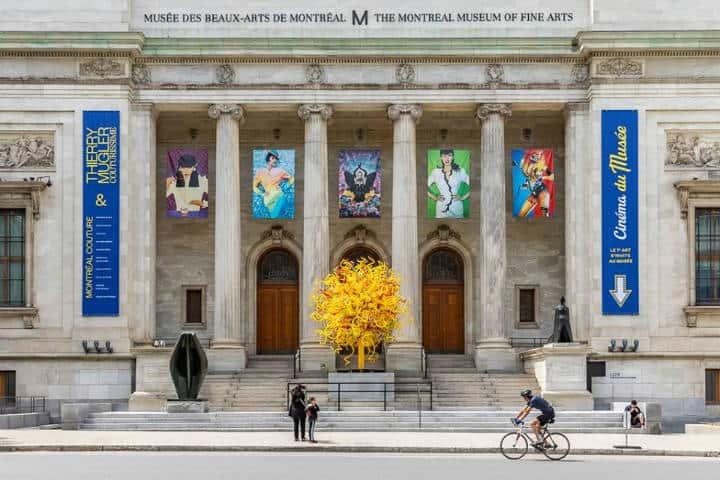 Cosas que no te puedes perder en tu visita a Montreal