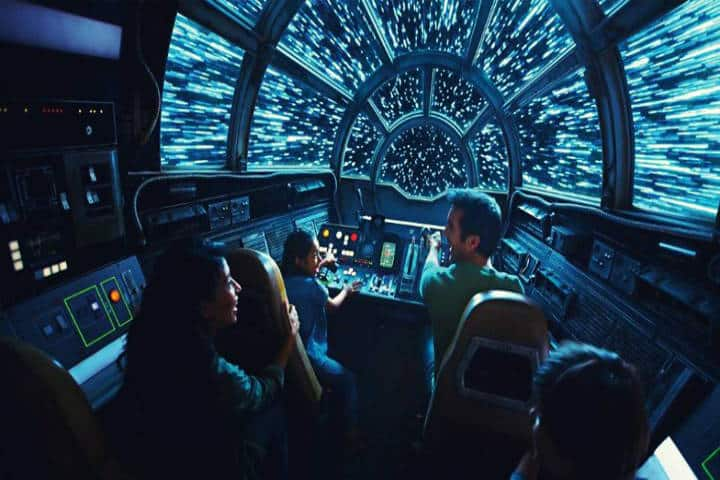 """Star Wars: Galaxy's Edge"" en Disney"