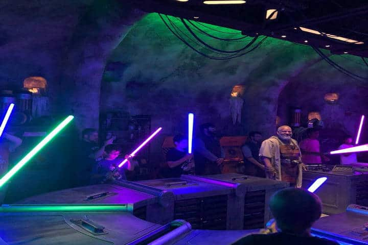 """Star Wars: Galaxy's Edge"" en Disney. Foto Pop Magic Trips"