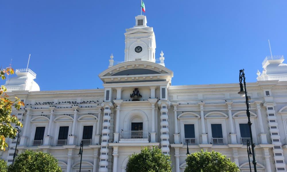 Hermosillo ¡La oportunidad de visitar un verdadero palacio! Foto. Wikipedia