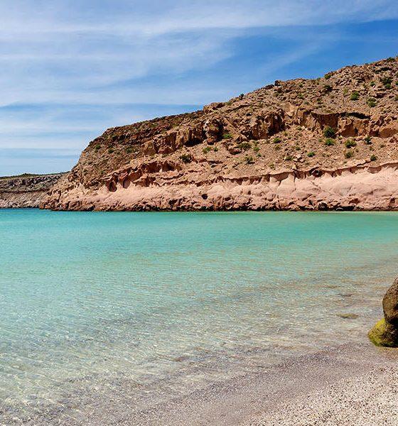 Isla Espíritu Santo Foto. Miguel Naranjo