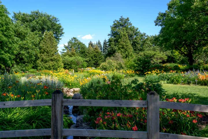 Jardín Botánico de Montreal Foto Noti Montreal