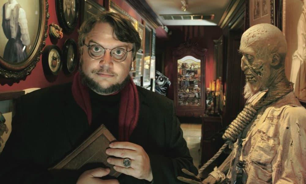 Los monstruos de Guillermo del Toro Foto.Archivo