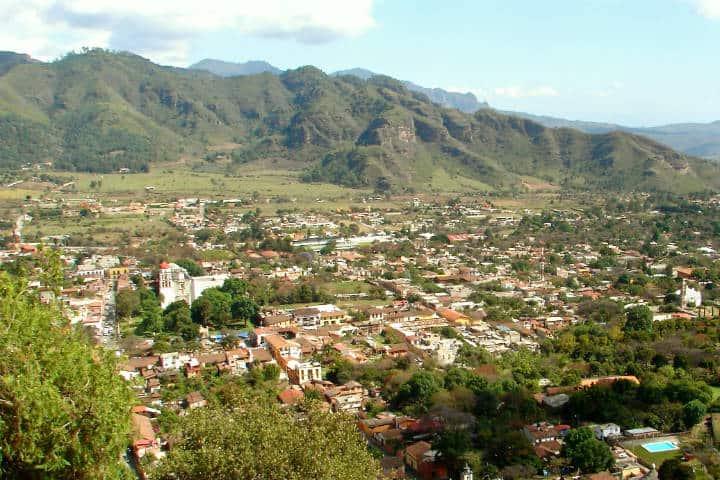 Malinalco. Estado de México. Foto. Botanicus