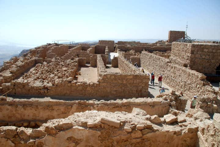 Masada Turismo de aventura Foto Alljengi
