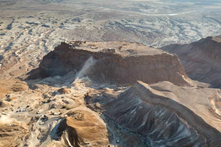 Masada Turismo de aventura Foto Dany Sternfeld